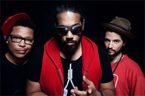Samy Deluxe, Mateo Capreoli & DJ Vito